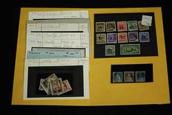 7172: Sammlungen und Posten Italien Besetzte italienische Gebiete - Sammlungen