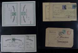7260: Sammlungen und Posten Spanische Kolonien - Sammlungen