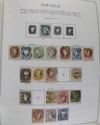 7210: Sammlungen und Posten Portugiesische Kolonien - Sammlungen