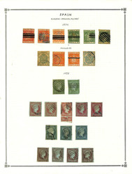 7260: Collections and Lots Spain Colonies - Collections