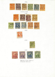 7382: Collections and Lots Latin America - Collections