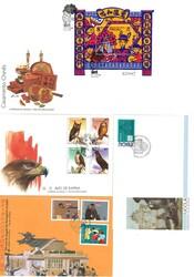 103380: Deutschland West, Plz Gebiet W-33, 338-339 Goslar - Postkarten