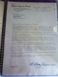 7710: Sammlungen und Posten Briefe - Dokumente