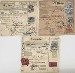 4610: Niederlande - Paketmarken