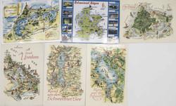 1380: DDR - Postkarten