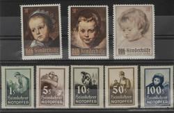 7960: Sammlungen und Posten Vignetten und Siegelmarken - Vignetten