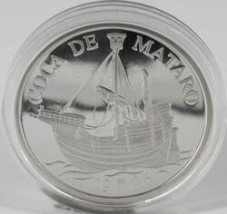 40.500.220.40: Europa - Spanien - Euro Münzen - Gold und Silbermünzen