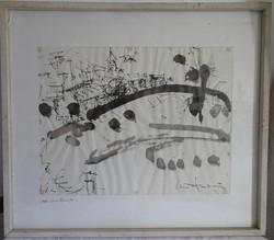 100.70: Gemälde, Aquarelle - Zeitgenössische Kunst