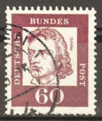 1420: Bundesrepublik Deutschland - Rollenmarken