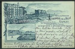 3415100: Italien Königreich - Postkarten