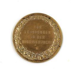 90.10.140: Thematische Medaillen - Themen - Tiere