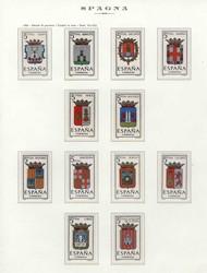 7261: Sammlungen und Posten Spanien und Kolonien - Sammlungen