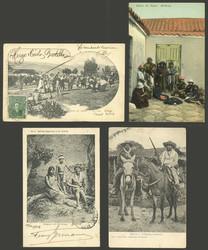 1905: Bolivien