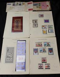 2245: China PRC - Souvenir / miniature sheetlets