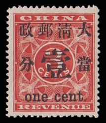 2070050: China Red Revenue
