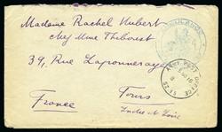 4520015: Saudi Arabien Französisches Militärpostamt