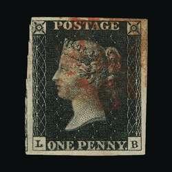 2865140: Grossbritannien 1854-70 Line Engraved gezähnt