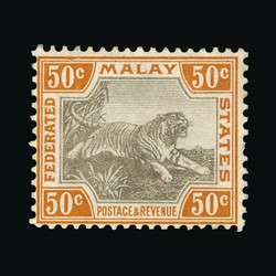 4255: Malaiische Staaten Bundesterritorien