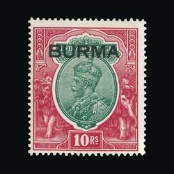 1900: Birma