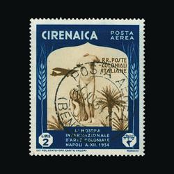 3545: Italienisch Cyrenaica