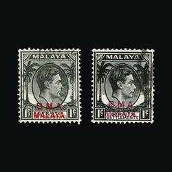 4260: Malaiische Staatenbund Britische Milititär Verwaltung