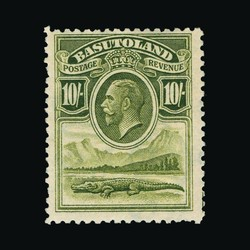 1800: Basutoland