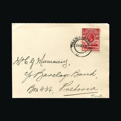 1800: Basutoland - Sammlungen