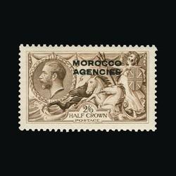 2890: Grossbritannien Britische Post in Marokko