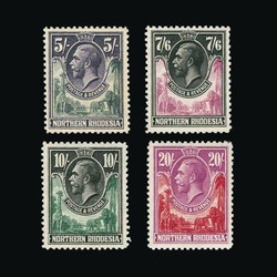 4700: Nord Rhodesien