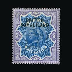 1985: Britisch Somaliland