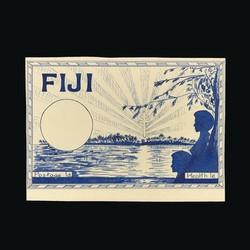 2525: Fiji - Sammlungen