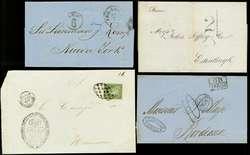 7260: Sammlungen und Posten Spanische Kolonien