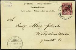 205: Deutsche Kolonien Kiautschou