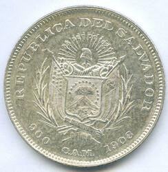 60.260: Amérique - El Salvador