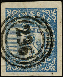 4710: Norway - Cancellations and seals