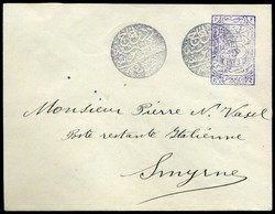 6220: Thrace Interallied Government - Postal stationery
