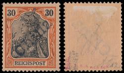 77th Raritan Stamp - Lot 1350