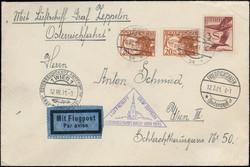 4745: Österreich - Flugpostmarken