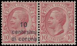 3465: Italien Besetzung I. WK Julisch Venetien,Trentino,Dalmatien