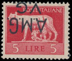 3505: Ital. Allierte Militärregierung für Venezia-Giulia