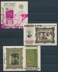 6105: South Arab. Federation - Collections
