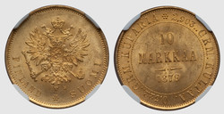 40.100.10.40: Europe - Finland - Euro - Coins - gold and silver coins