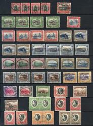 6120: Südwestafrika - Sammlungen