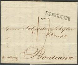 2355: Denmark - Pre-philately