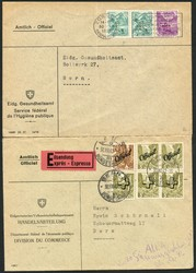 5665: Switzerland Official Stamp for Federal Authority