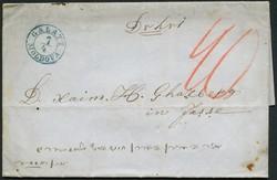 5405: Rumänien - Vorphilatelie