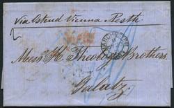 5405: Romania - Pre-philately