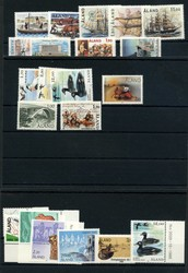 1610: Aland - Collections