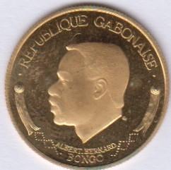 50.120: Afrika - Gabun
