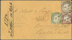 Briefmarken Lenz 99th - Lot 4685